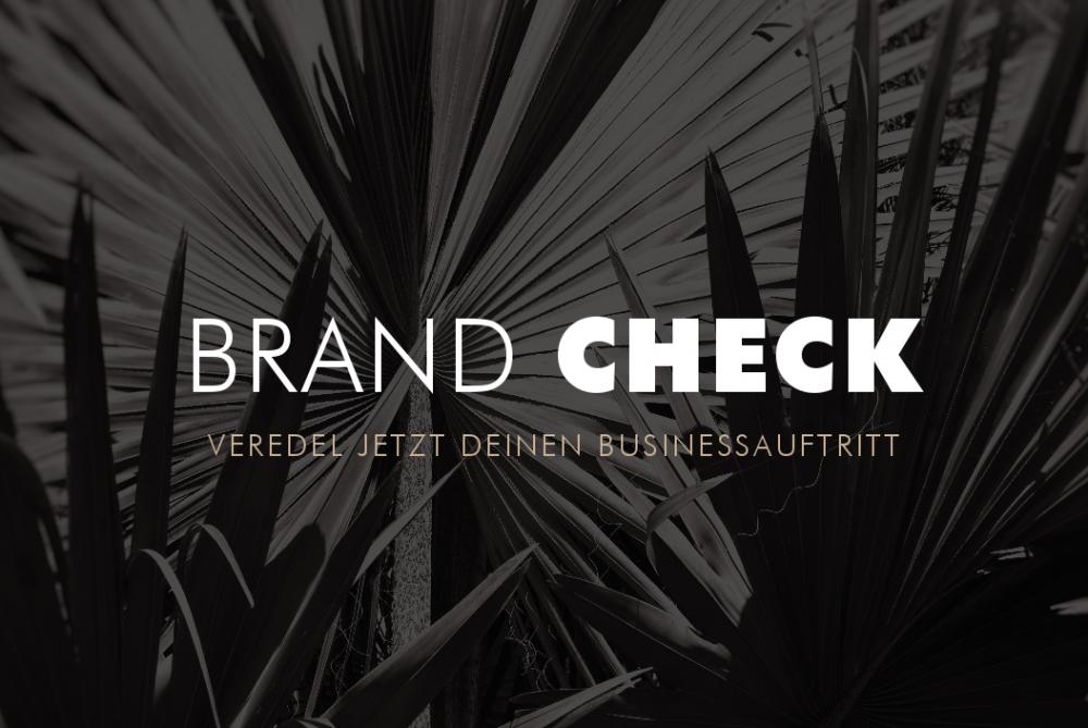 brand check studio blom